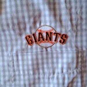 Gently SF Giants MBL shirt